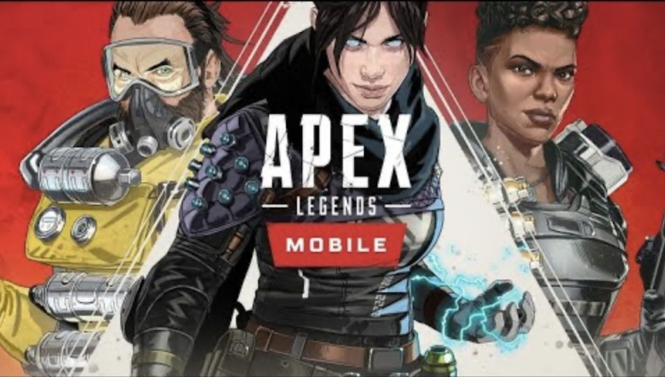 Apex Legends Mobile Official Gameplay Trailer