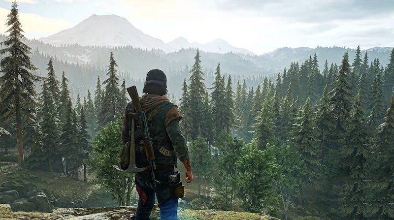 DAYS GONE PC Gameplay Demo in 4K