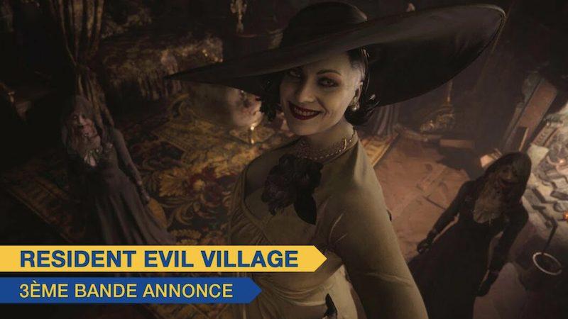Test et actualité de Resident Evil Village sur PC, PlayStation 5, Xbox Series