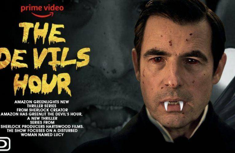 The Devil's Hour, la série d'horreur des producteurs de Sherlock.