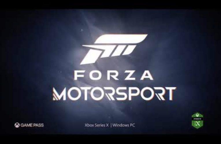 Les tests de Forza Motorsport Xbox commencent, les premiers joueurs ont déjà reçu des invitations.
