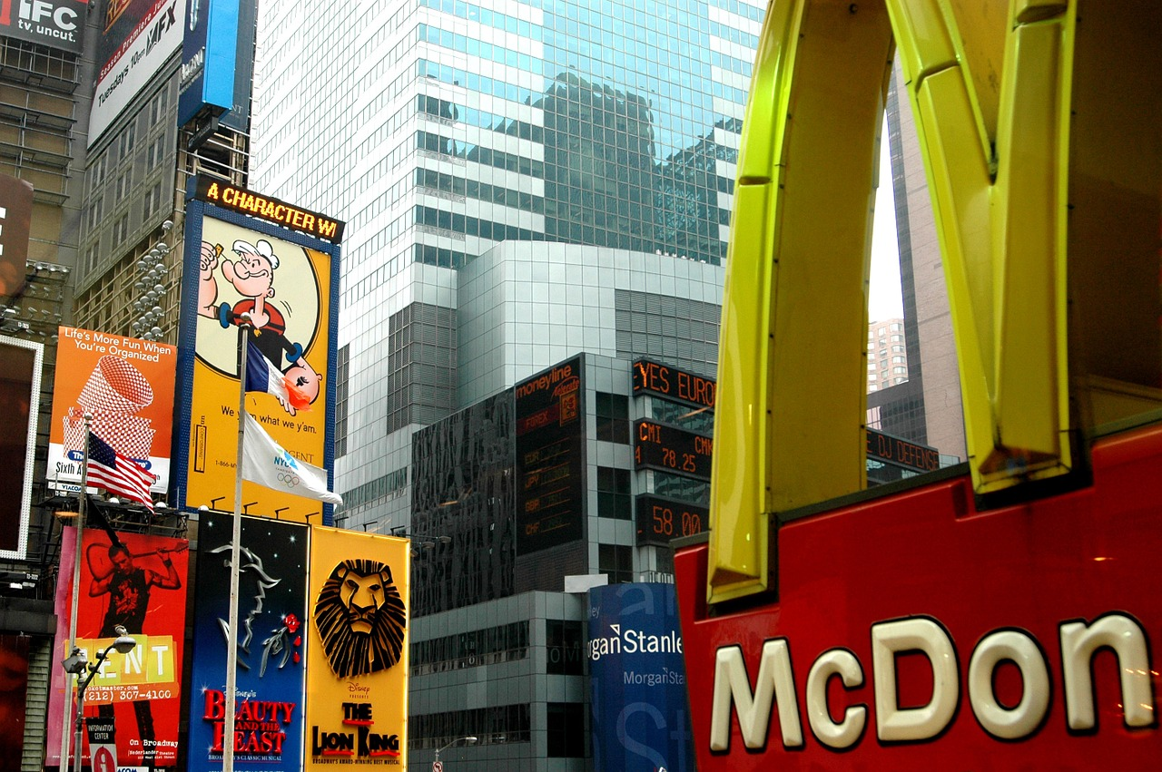 Mc Donalds new-york