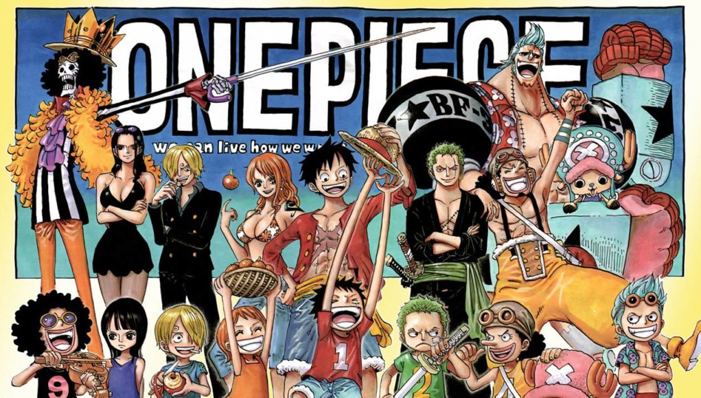one piece couverture