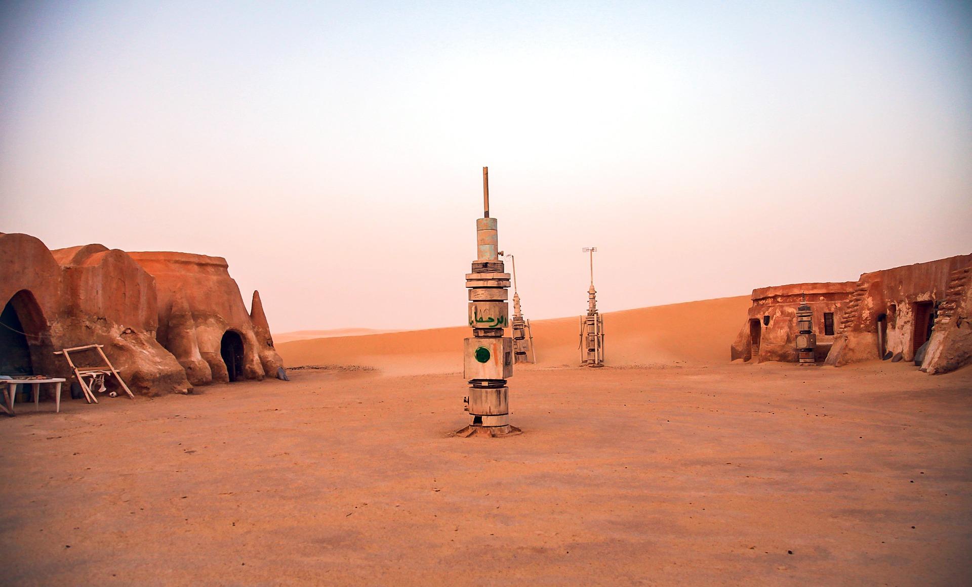 Star Wars Alderaan