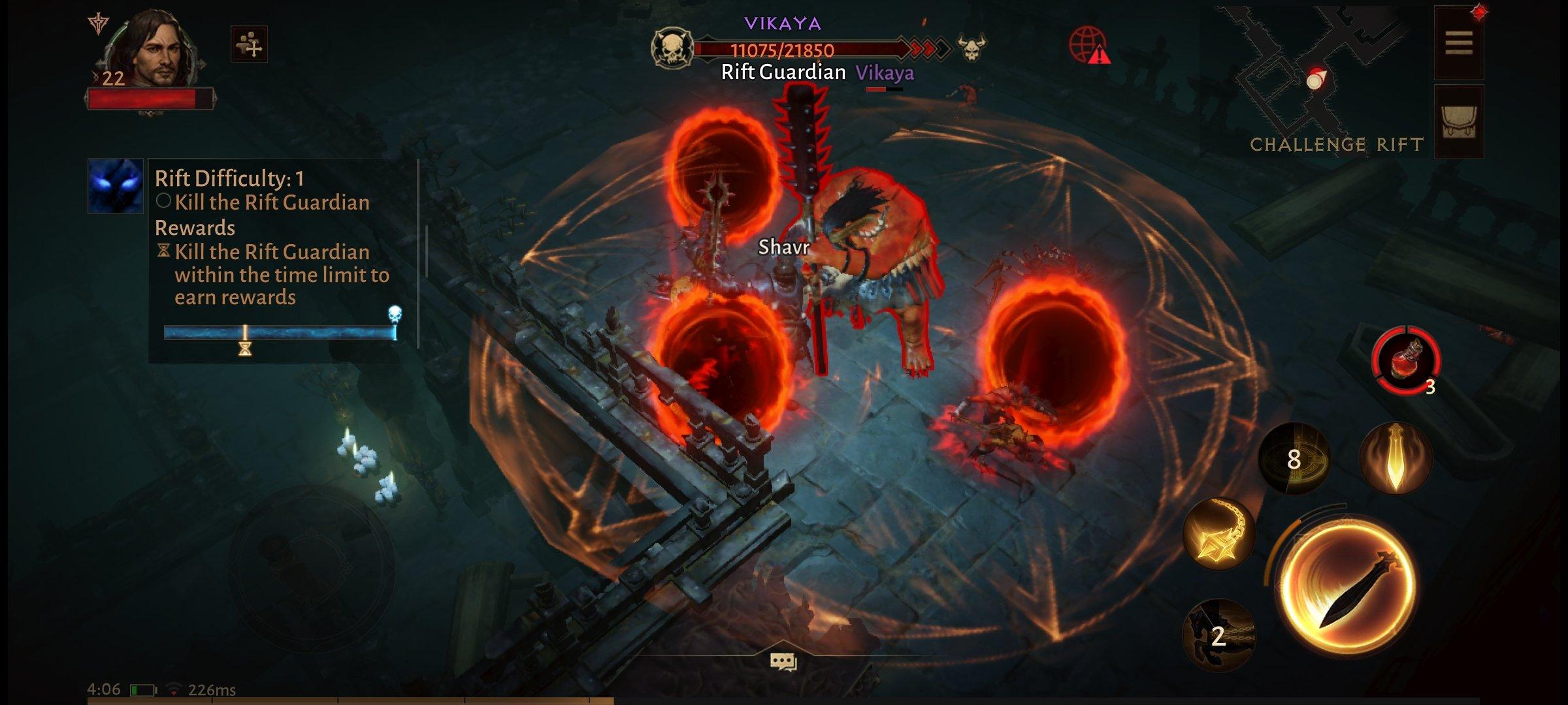 Diablo : Immortal - captures d'écran du jeu