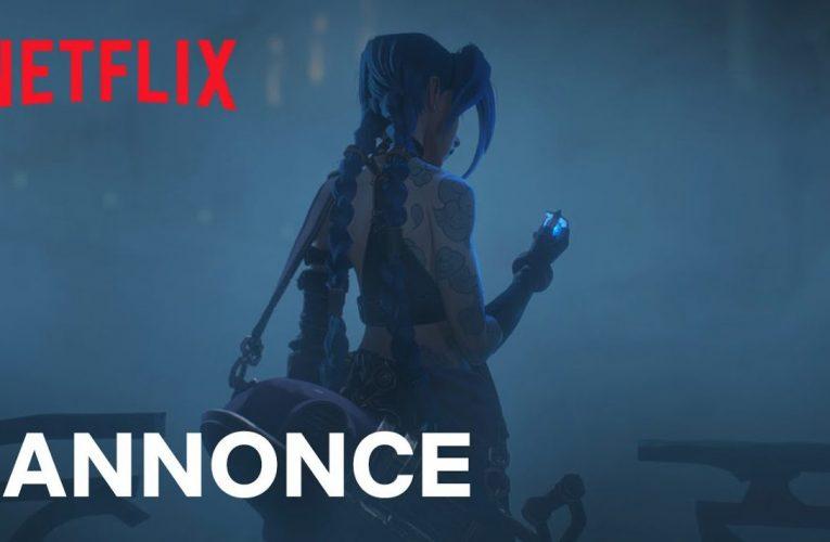 Arcane – un teaser de la première série de l'univers de League of Legends. Regardez la vidéo