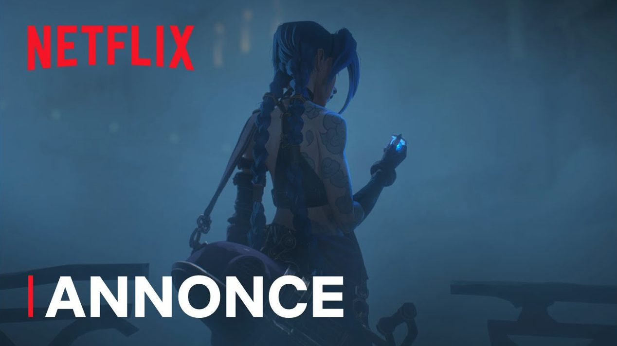 Arcane | Annonce officielle VF | Netflix France
