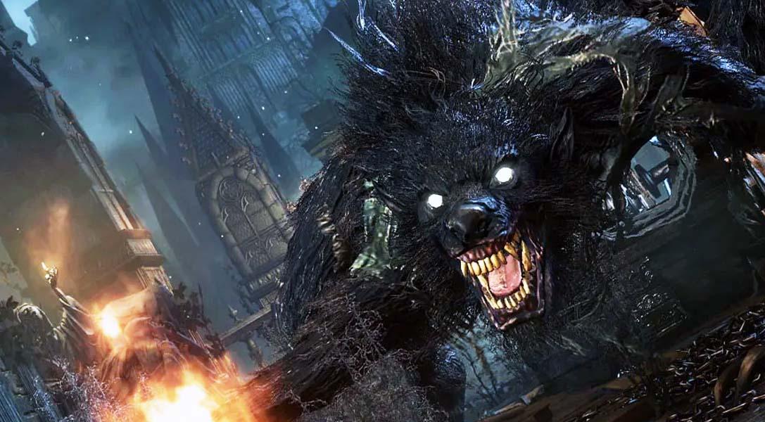 Bloodborne - potwór