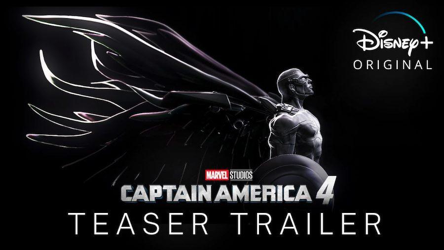 MCU - Quand le nouveau Captain America réapparaîtra-t-il ?