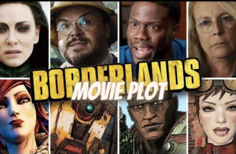Borderlands première photo du tournage. Nouveaux noms au casting du film Borderlands !