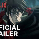 Castlevania Bande-annonce de la saison 4 sur Netflix. Héros contre forces du mal !