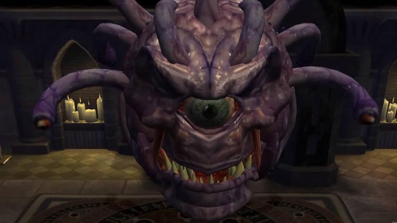 Potwór z Baldur's Gate: Dark Alliance