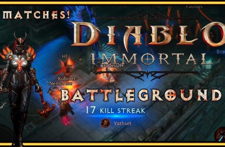 Diablo : Immortal de Blizzard – Le Diablo mobile n'est pas aussi effrayant !