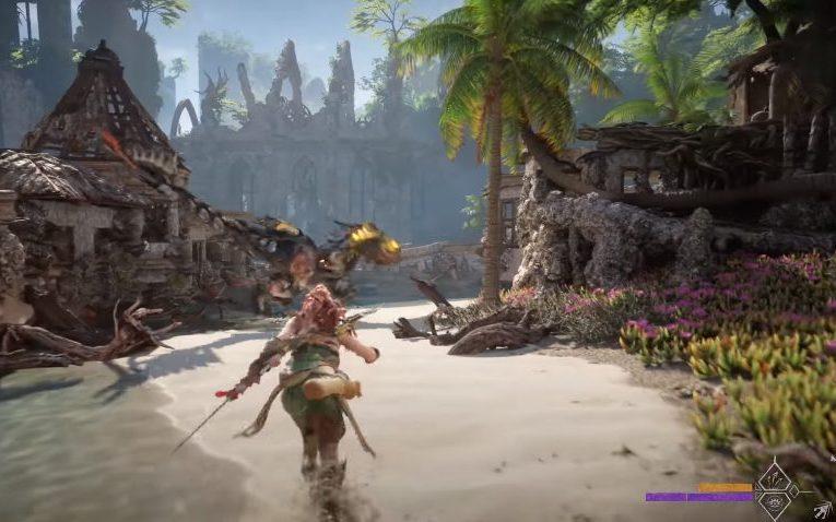 Horizon Forbidden West : 5 minutes du jeu époustouflant et explosif révélées !