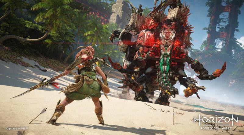 Forbidden West montre sa beauté dans une vidéo de gameplay - Gamebro.cz