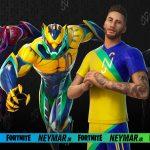 Fortnite - Neymar Jr est entré dans le jeu. La bande-annonce montre la peau du joueur