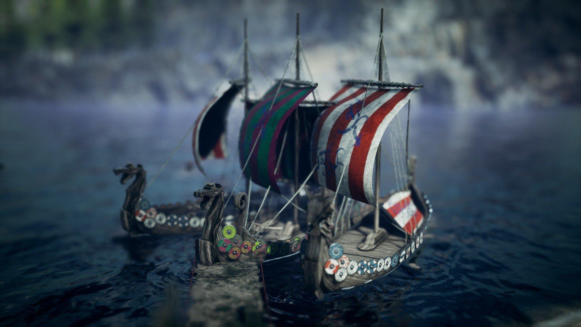 Frozenheim - impressions du jeu. Vikings, construction de colonies et raids de pillage