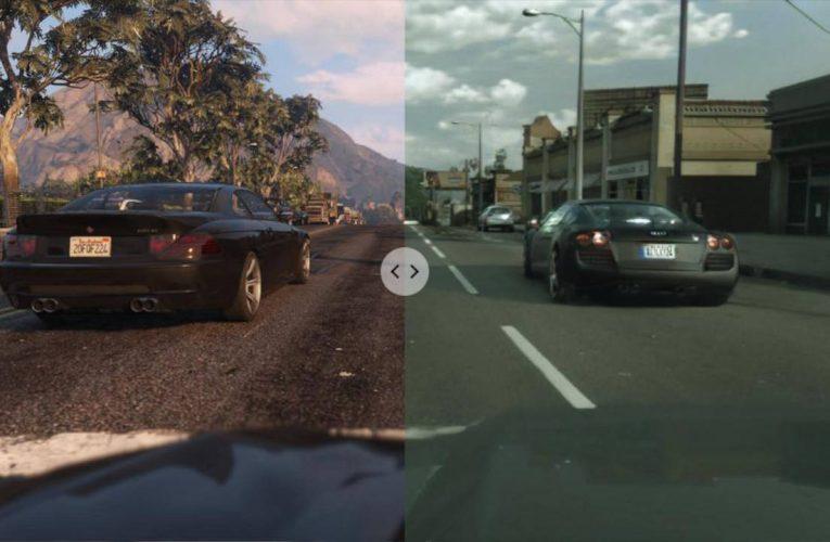 GTA V – L'intelligence artificielle donne à Los Santos un aspect réel