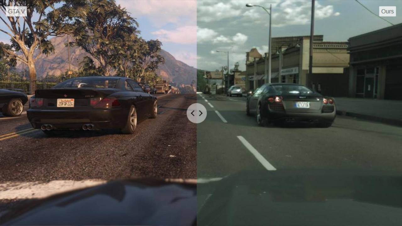 fotorealistyczne GTA V