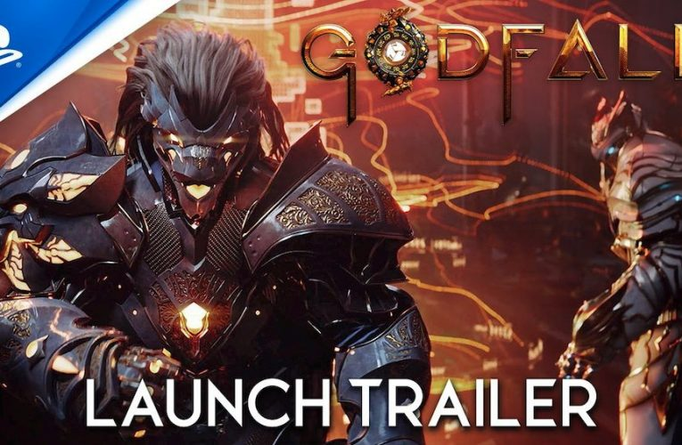 Godfall pourrait arriver sur PS4. C'est ce que suggère une entrée du site web PEGI