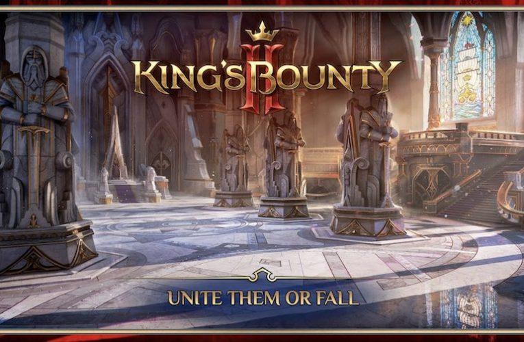 King's Bounty : sur toutes les plateformes Playstation, PC, Nintendo Switch et Xbox One