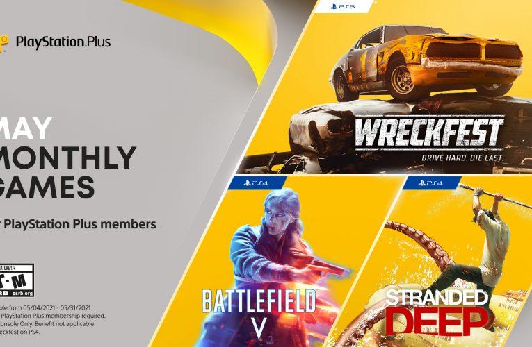 Les jeux du mois disponibles sur Playstation plus