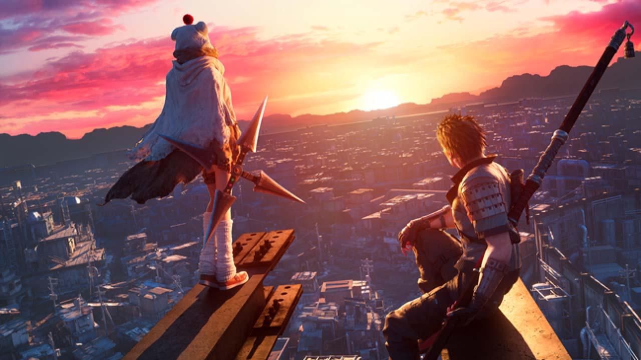 Final Fantasy VII Remake Intergrade - bohaterowie