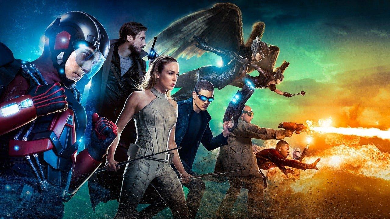 Legends of Tomorrow la série est un phénomène sur Netflix déjà la saison 6 !