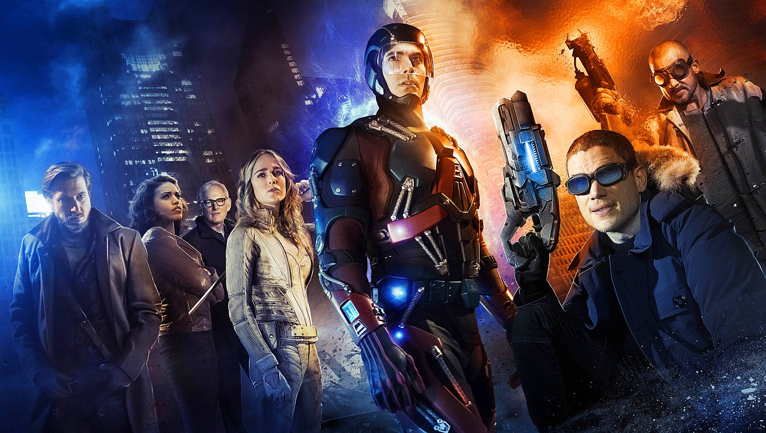 Legends of Tomorrow - poster