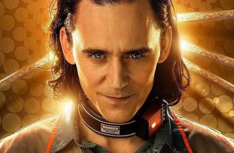 Série Loki  de Disney + nouvelle affiche !