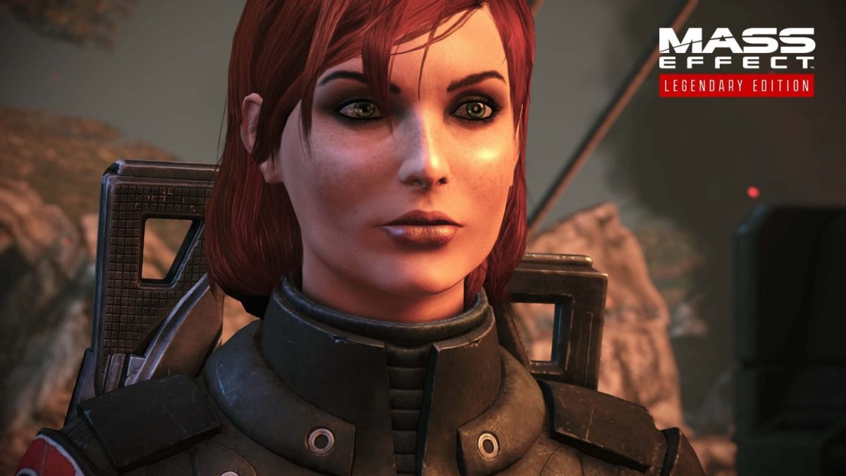 Mass Effect Legendary Edition prezenty od EA