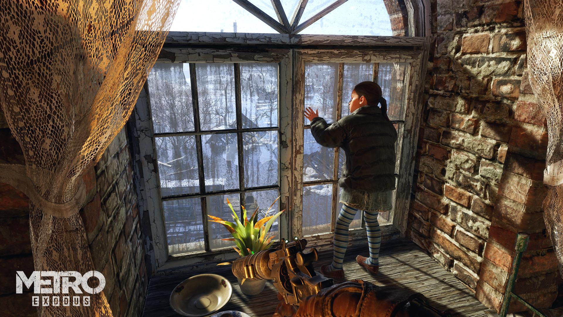 Metro Exodus Enhanced - mise à jour pour PS5 et Xbox Series S/X avec date de sortie