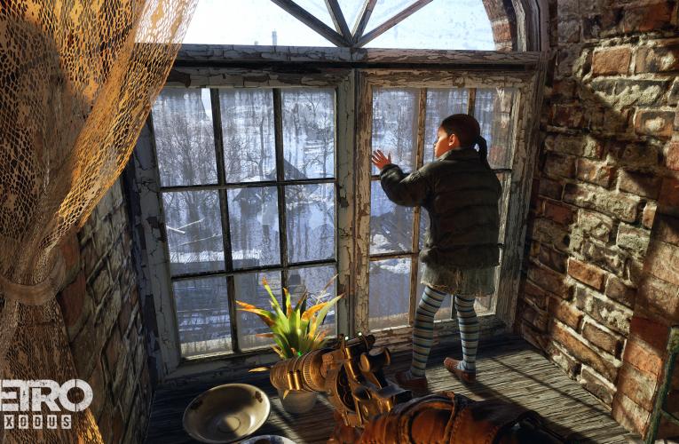 Metro Exodus Enhanced – mise à jour pour PS5 et Xbox Series S/X avec date de sortie