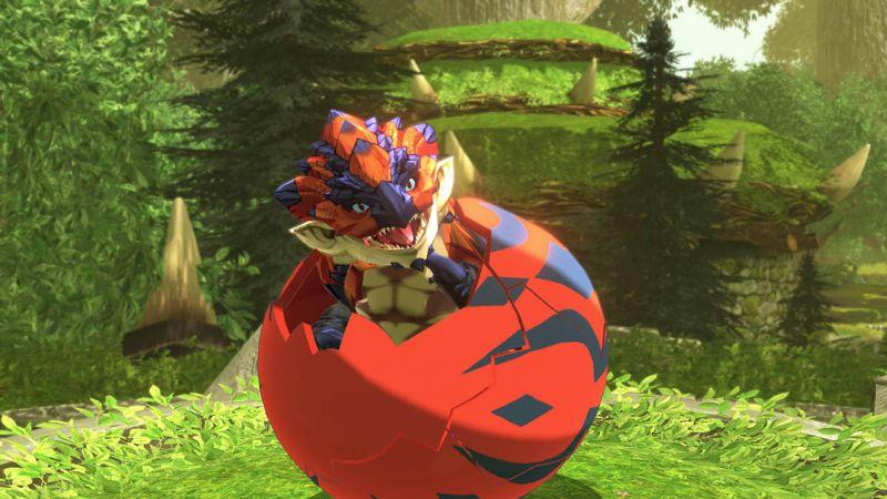 Monster Hunter Stories 2 : Wings of Ruin - présentation du gameplay. Voir la vidéo