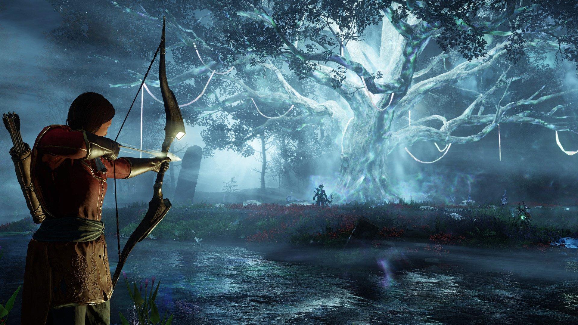 New World - MMO d'Amazon présenté dans le nouveau trailer