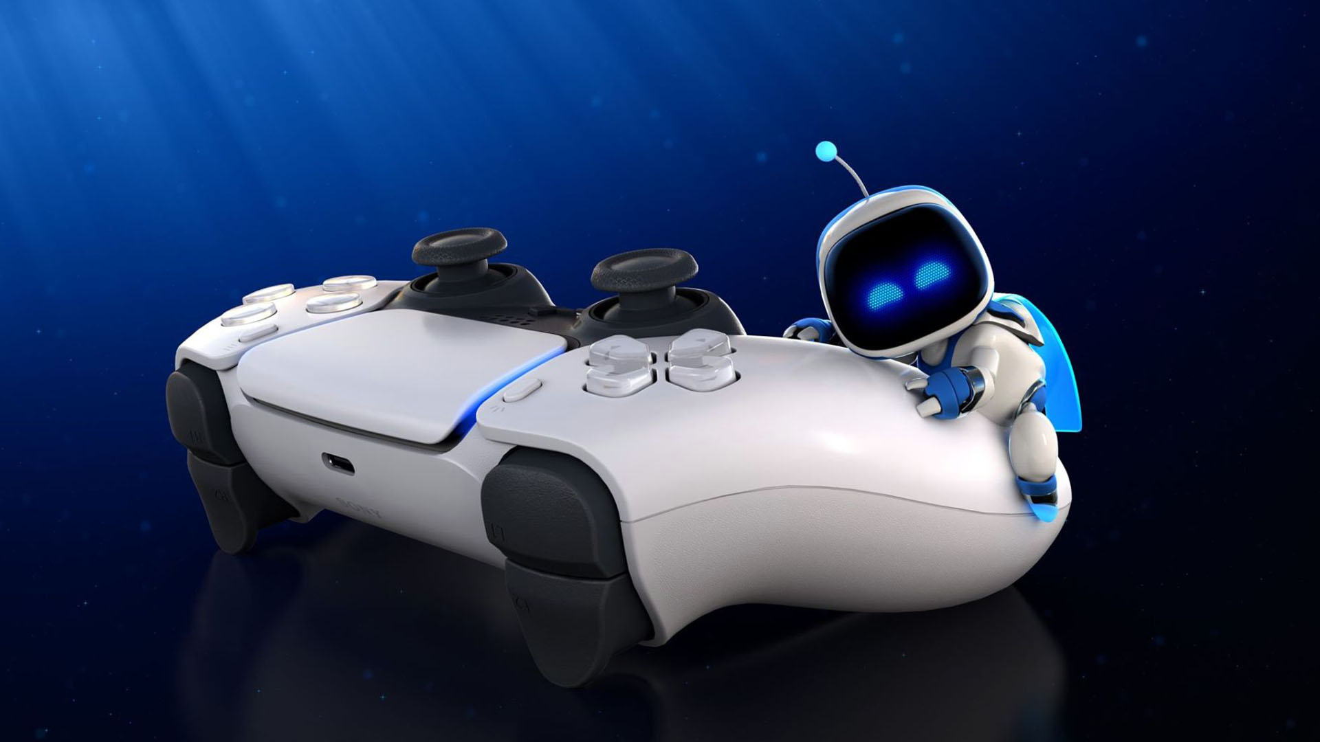 PS5 - DualSense z AstroBotem
