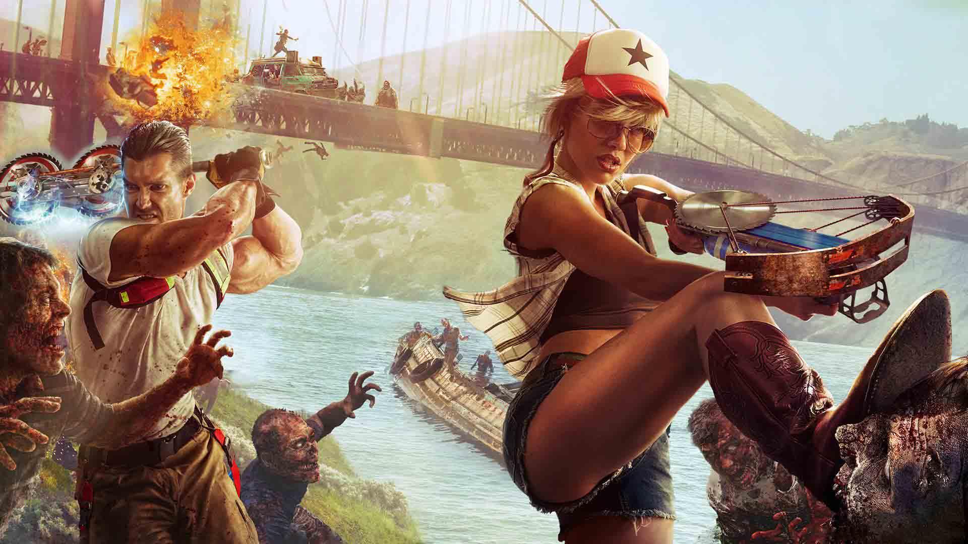 Dead Island 2 - grafika z gry, która trafi ekskluzywnie do Epic Games Store