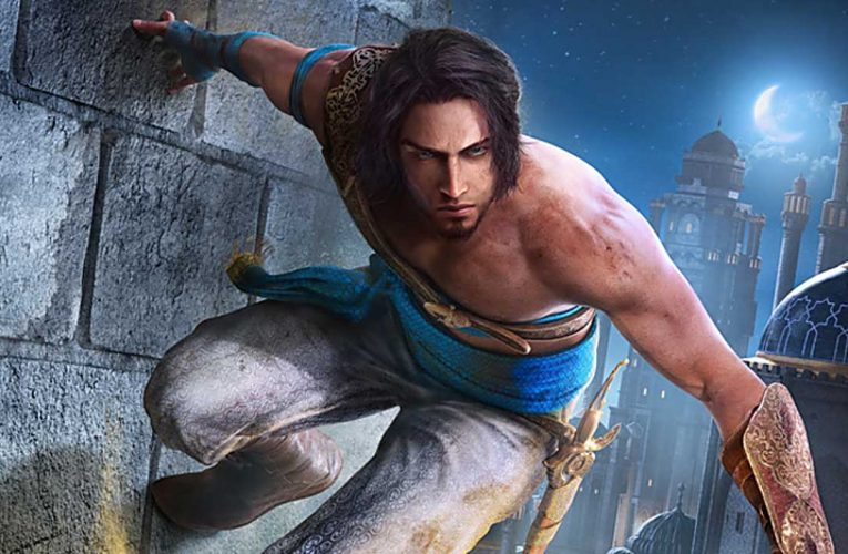 Prince of Persia : Les Sables du Temps Remake !