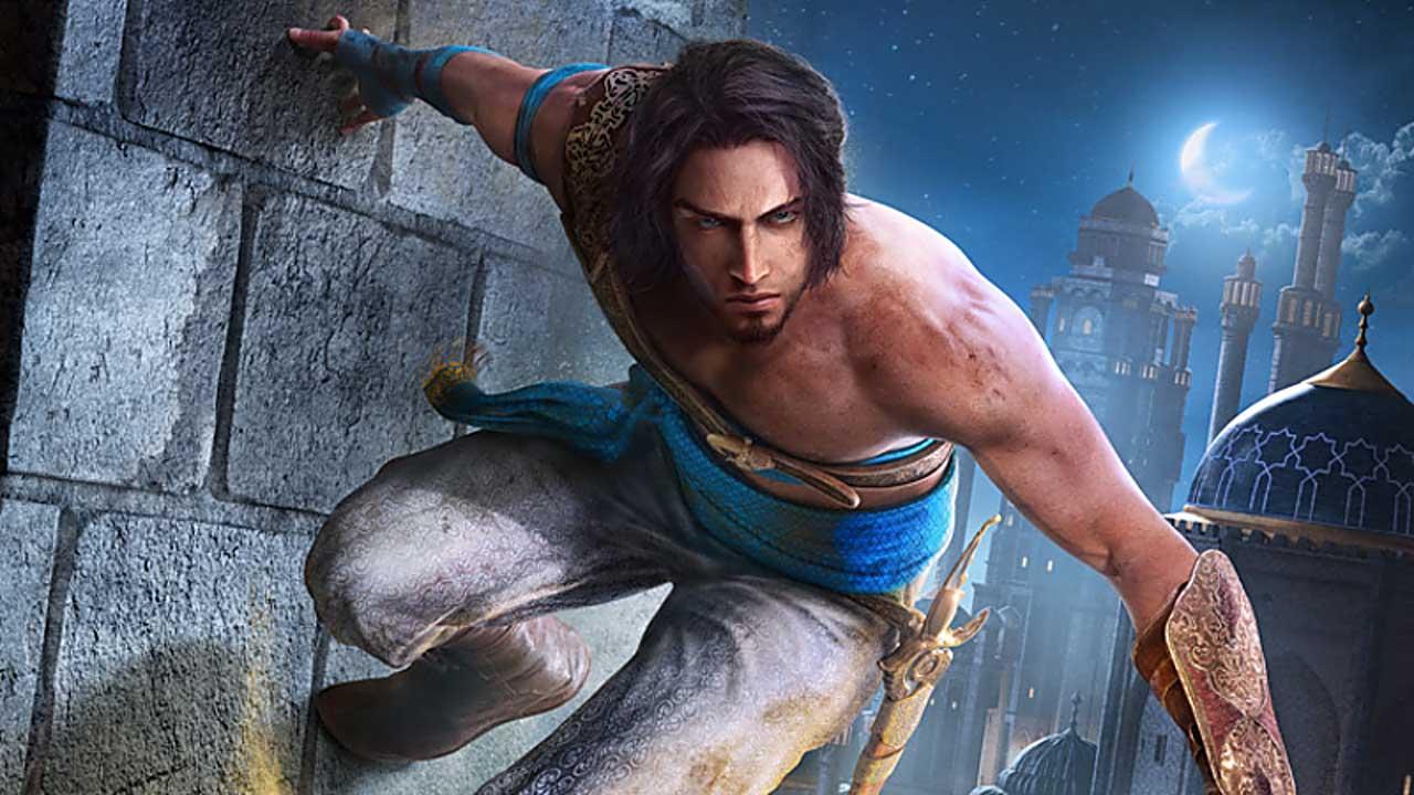 Prince of Persia: Sands of Time Remake - książę Persji