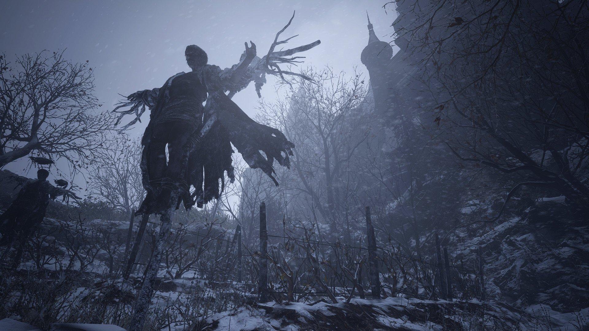 Resident Evil : Village - Mode Mercenaires présenté. Regardez le gameplay