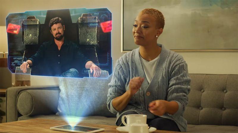 Star Trek : Fleet Command - Karl Urban et Sonequa Martin-Green font la promotion du jeu