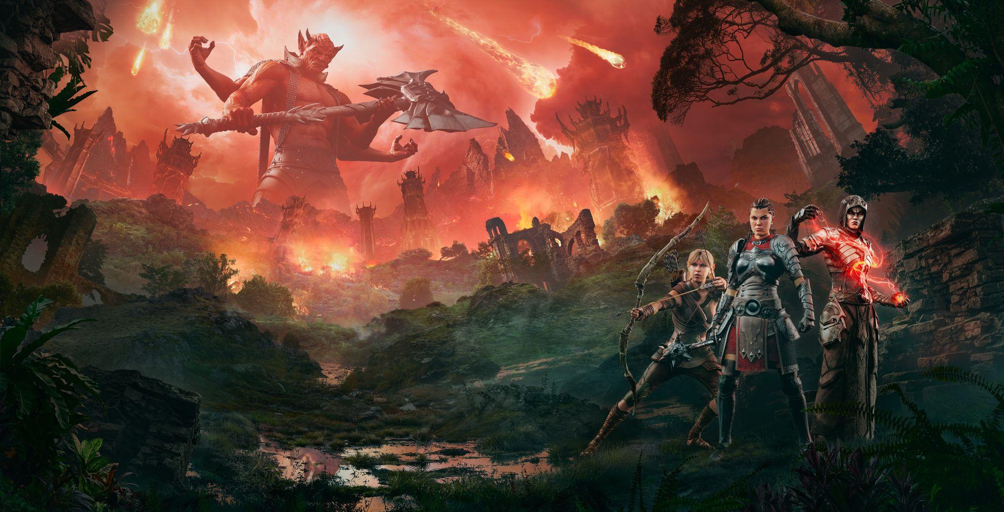 The Elder Scrolls Online : Blackwood, impressions après avoir testé l'extension. A-t-il du potentiel ?