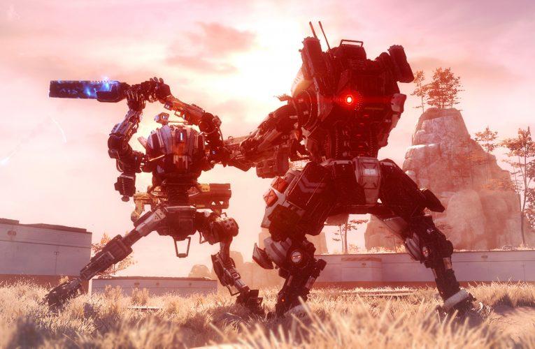 Titanfall 2 gratuit pendant le week-end sur steam !!