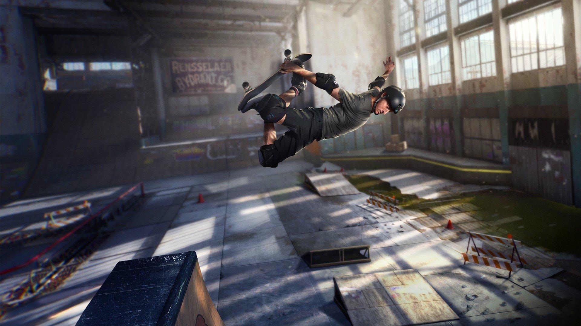 Tony Hawk's Pro Skater 1+2 sur Nintendo Switch avec date de sortie. Quand est-ce qu'on le jouera ?