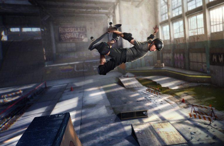 Tony Hawk's Pro Skater 1+2 sur Nintendo Switch avec date de sortie !