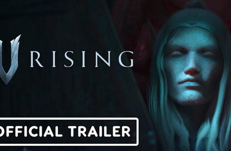 V Rising : un nouveau jeu inspiré de la série Castlevania de Netflix !