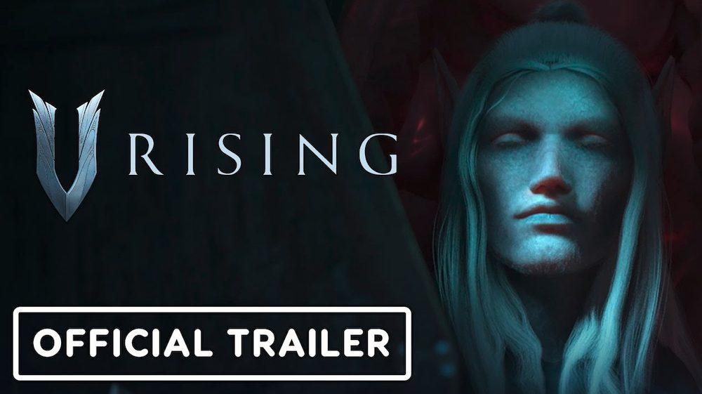 V Rising - Official Reveal Trailer