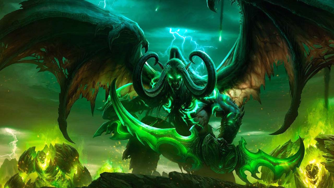 World of Warcraft: Burning Crusade Classic - Illidan