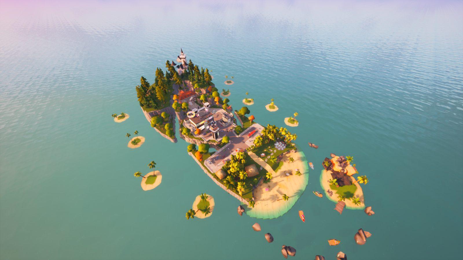 island 1