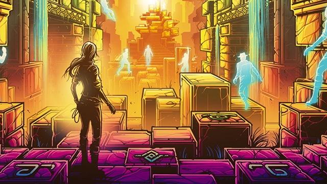 Phantom Abyss le jeu de plateforme ultime de l'année arrive en juin !